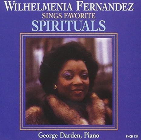 Wilhelmenia Fernandez Sings George Gershwin by Wilhelmenia