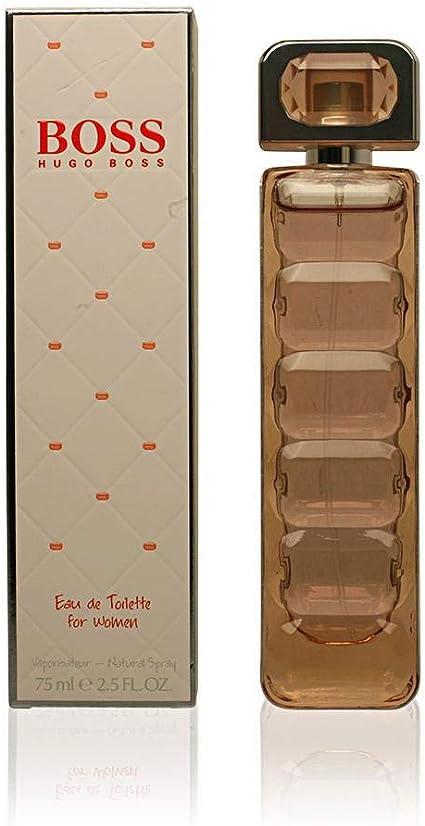 BOSS ORANGE EAU DE TOILETTE 75 ML VAPORIZADOR: Amazon.es: Belleza