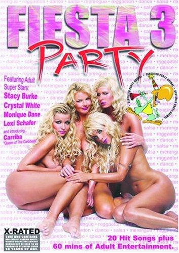 Fiesta 3 Party (Sensual Sensations II)