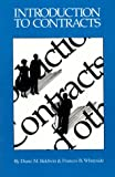 Introduction to Contracts, Baldwin, Diane and Whiteside, Frances, 0929563301