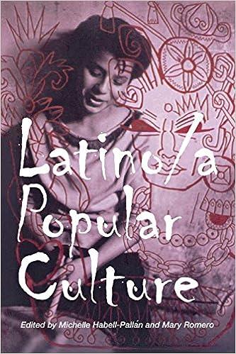 Latino A Popular Culture Michelle Habell Pallan Mary Romero 9780814736258 Amazon Books
