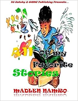 Book All Of My Favorite Stories by Madlen Namro (2014-09-08)