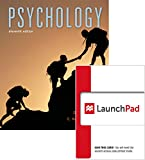 Psychology 11e and LaunchPad for Myers' Psychology 11e (Six Month Access) 11th Edition