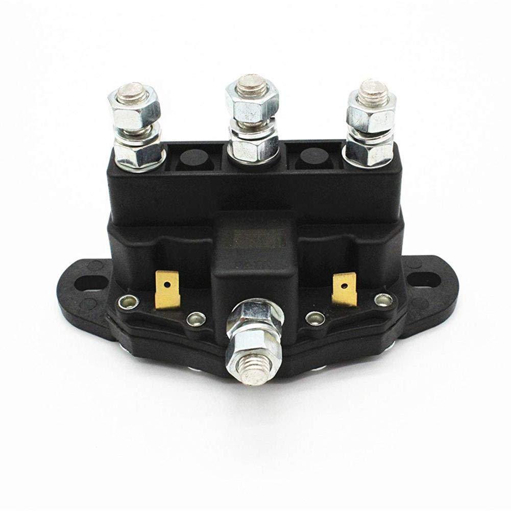 12 V Hete-supply rel/è verricello Motore rel/è con Interruttore solenoide per retromarcia