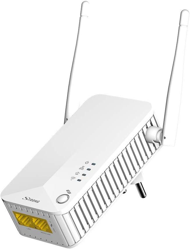Strong Powerl Adapter Wlan 500 Kompatibel Mit Computer Zubehör