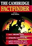 The Cambridge Factfinder, , 0521469910