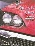 Detroit Cars, Martin Derrick, 1856485870