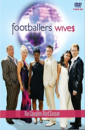 Amazon. Com: footballers wive$ (complete season 2) 3-dvd set.