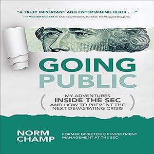 Going Public Audiobook