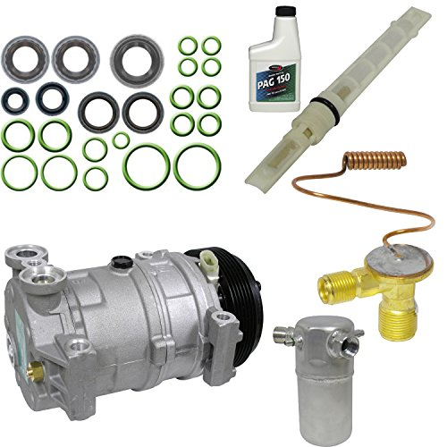 Universal Air Conditioner KT 1337 A/C Compressor and Component Kit ()