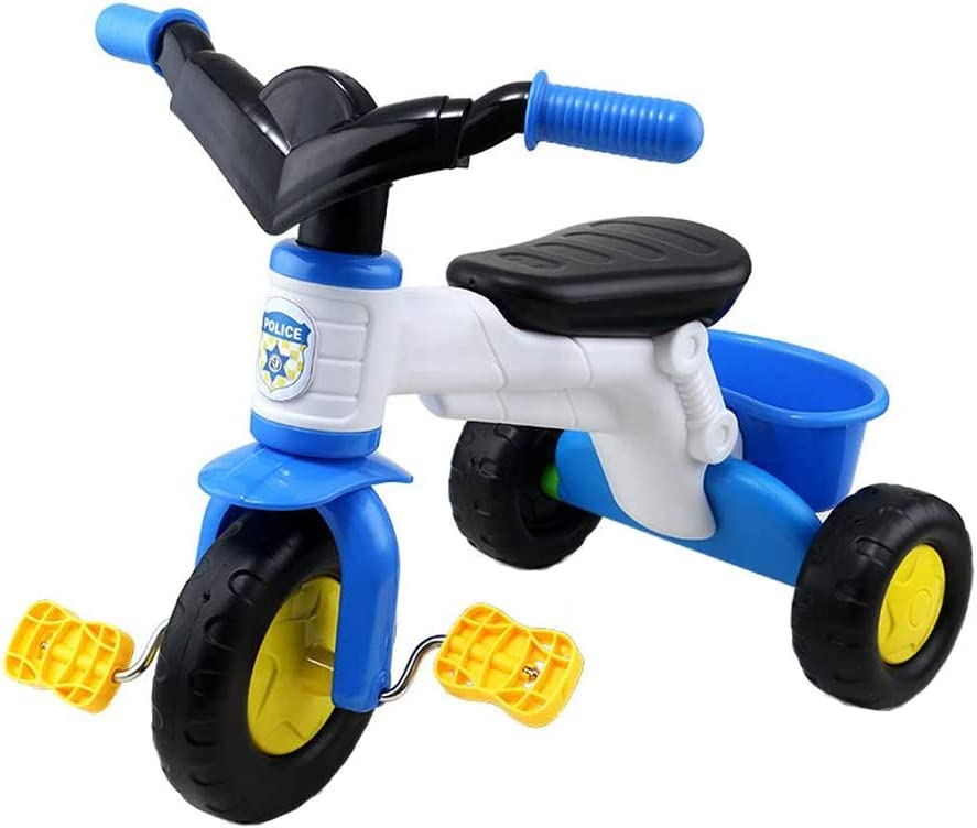 HYDDG Juguete Triciclo Niñito Equilibrar Bicicleta, Juguetes para 1-3-6 años Antiguo Muchachas y Niños Bebé Pedal Bicicleta Paseante Niño Infancia Juguete