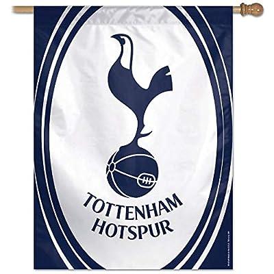WinCraft Tottenham Hotspur Vertical Flag 28x40 inches