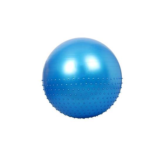 XIONGHAIZI Bola de yoga para masajes, bola de yoga a prueba ...