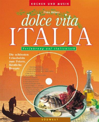 Dolce Vita Italia, m. Audio-CD