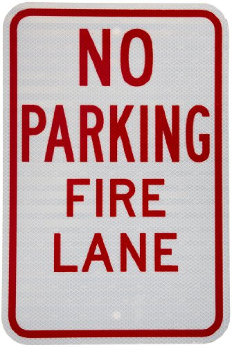 Tapco R8-31 Engineer Grade Prismatic Rectangular Restrictive Sign, Legend