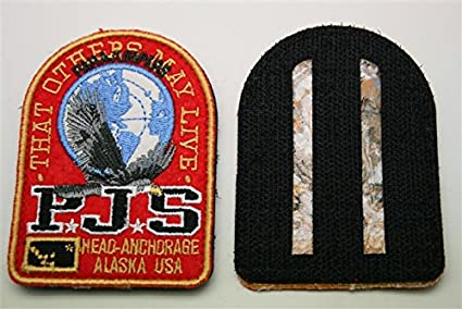 patch parajumpers