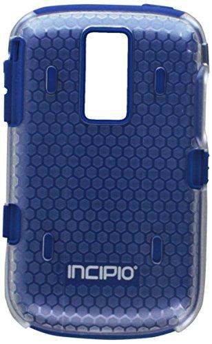 Incipio Silicone Silicrylic (Incipio Technologies SILICRYLIC Silicone Case BlackBerry Bold 9000 (Dark Blue))