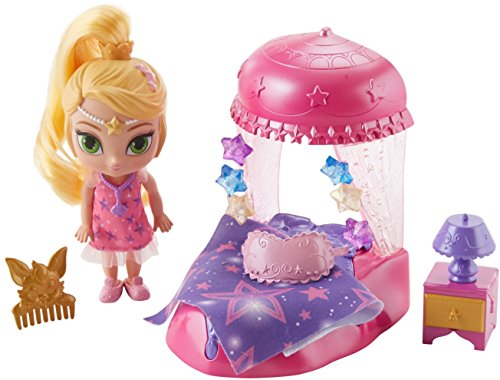 Fisher-Price Nickelodeon Shimmer & Shine, Leah's Genie (Over Shimmer)