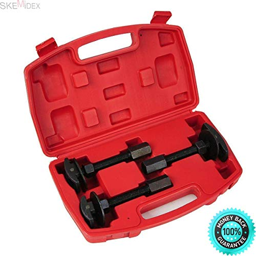 Price comparison product image SKEMi -Bearing Puller Bearing Puller Ebay snap on pullers Ebay Puller Tool Bearing pullers for Sale Large Bear and Rear Axle Bearing Puller Puller Slide Hammer Set Extract Repair Installer w / case
