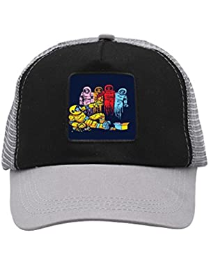 Unisex Skull Astronuat Adjustable Classic Hiphop Hat Baseball Cap Snapback Dad Hat