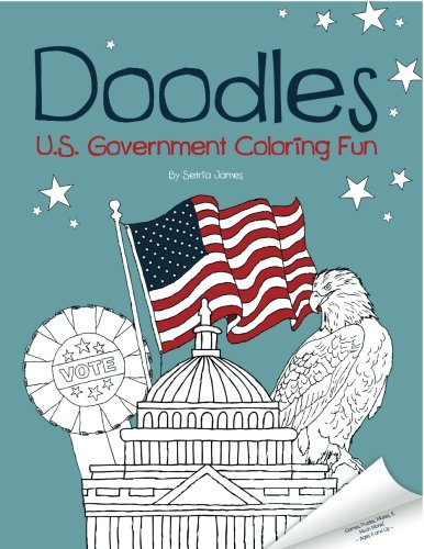 Doodles U.S. Government Coloring Fun