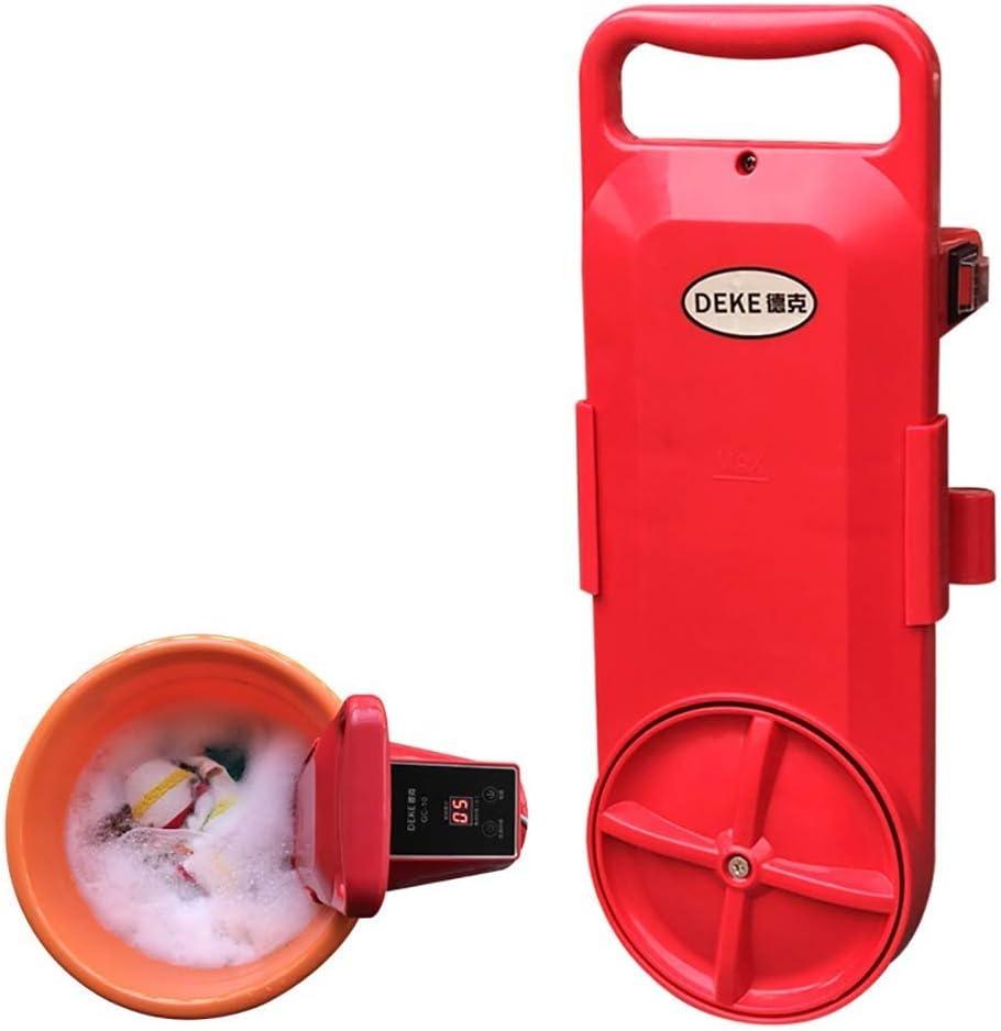 ZRWZZ Mini portátil Lavadora Compacto pequeño Lavadora Semi-automático Inteligente for lavadoras y secadoras Inicio Apartamento compartida Recorrido Que acampa al Aire Libre Viajes de Negocios