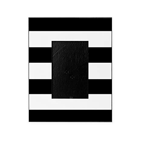 Amazoncom Cafepress Modern Black White Stripes Decorative