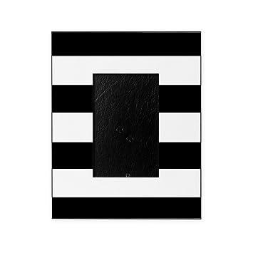 Amazoncom Cafepress Modern Black White Stripes Decorative