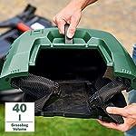 Bosch-06008B9501-Rasaerba-2-x-2-Ah-Batteria-in-Scatola-36-V-Verde