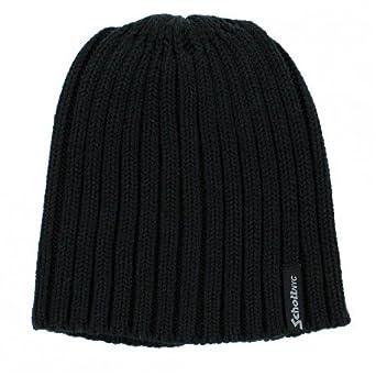 haute couture vente usa en ligne sélectionner pour officiel Bonnet Schott Hat 67 Noir: Amazon.fr: Vêtements et accessoires