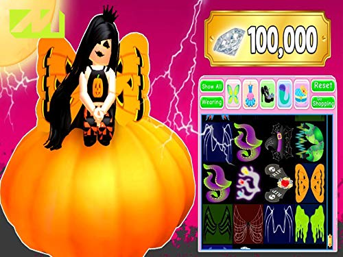 Clip: Buying All New Halloween Wings -