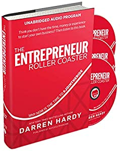 The Entrepreneur Roller Coaster Audiobook from Success Partners Holding Co.