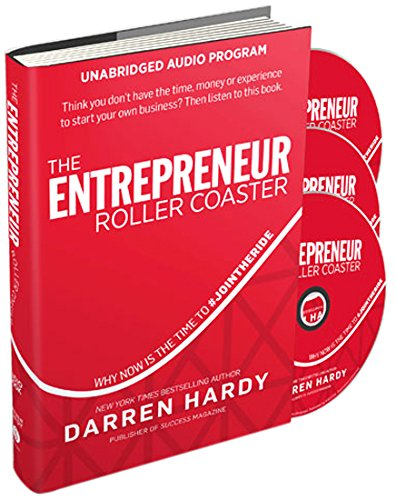 Entrepreneur Roller Coaster Audiobook product image