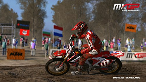 MXGP 14: The Official Motocross Videogame by Bandai (Image #11)