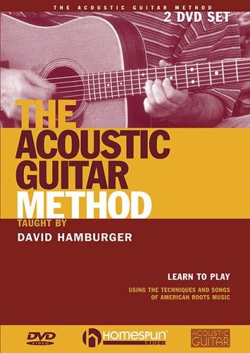 David Crowder Guitar - The Acoustic Guitar Method