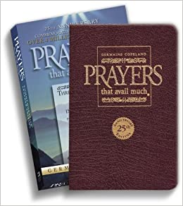 prayers that avail much 25th anniversary leather
