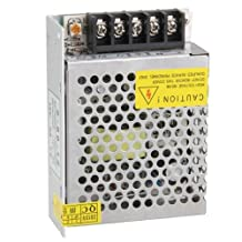 Brand Susay® 60W Switching Switch Power Supply Driver for LED Strip Light DC 12V 5A
