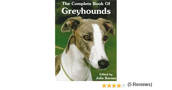 care of the racing greyhound book