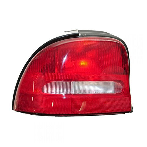 Taillight Taillamp Driver Side Left LH Rear Brake Light for 95-99 Dodge Neon