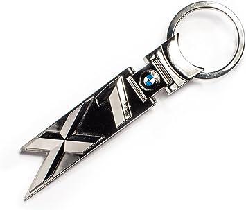 Bmw Original X1 Serie Metall Schlüsselanhänger Schlüsselanhänger 80272287783 Auto