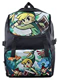 Gumstyle The Legend of Zelda Anime Cosplay Backpack Shoulder Bag Rucksack Schoolbag Knapsack