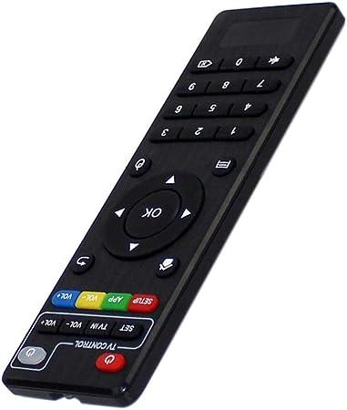 Remontaje para MXQ-4K MXQ TX3MINI T9 X96 Smart TV Box Mando a Distancia TV Box: Amazon.es: Hogar
