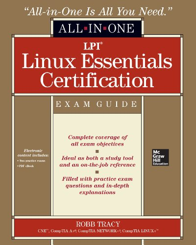 Download LPI Linux Essentials Certification All-in-One