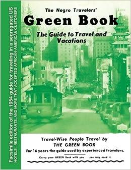 The negro motorist green book amazon