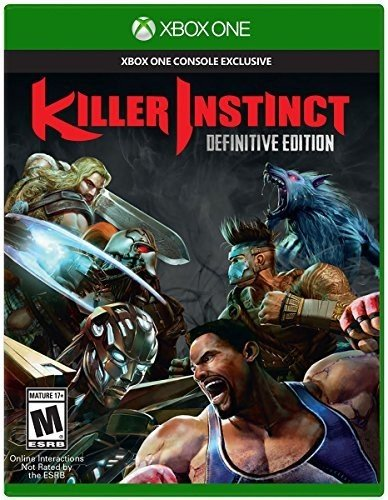 (Killer Instinct: Definitive Edition - Xbox One)