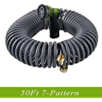 Yestar Expandable Portable 50Ft Garden Hose, 3/4 Solid...