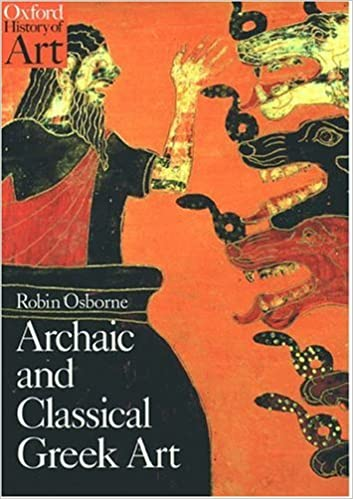 Book Archaic and Classical Greek Art (Oxford History of Art)