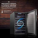 Ivation 51 Bottle Compressor Wine Cooler