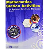 Common Core State Standards Station Activities for Gr 8 Revised Edition (Ccss Station Activities for Middle School...