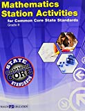Common Core State Standards Station Activities for Gr 8 Revised Edition (Ccss Station Activities for Middle School Series, Revised Ed)